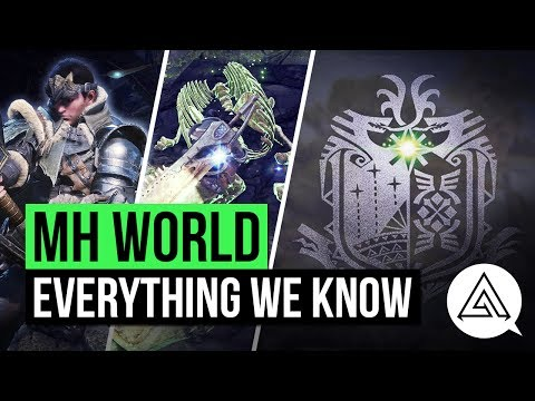 Monster Hunter World | Everything You Need To Know