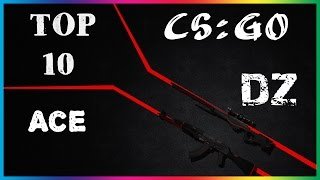 TOP 10 : ACE CS:GO OF ALGERIAN GAMERS - OF THE MONTH