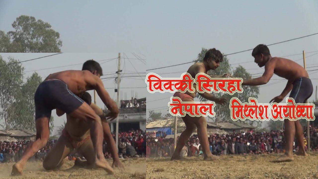 vickky siraha v/s mithlesh ayodhya | Rk productions mirchaiya
