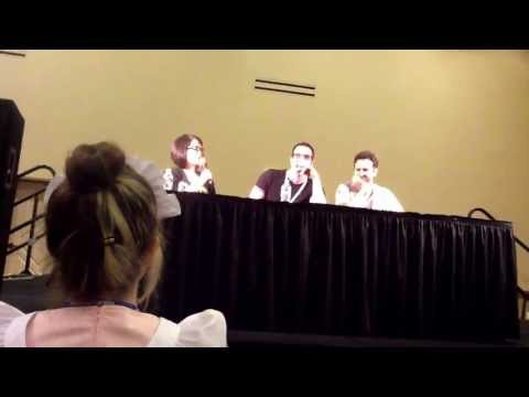 """Voices of Black Butler"" part 1- Colossalcon 2013"