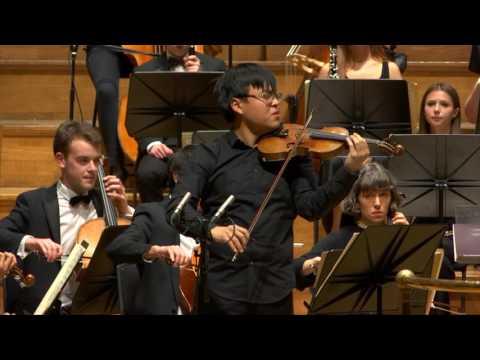 Hornton Chamber Orchestra, Luke Hsu, Jack Wong | Mendelssohn: Violin Concerto in E minor, Op.64