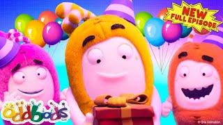 L'Amicizia È Il Migliore Regalo Di Compleanno | Oddbods | EPISODIO Completo | Cartoni Animati