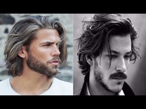 The Top 10 Most Sexiest Long Hairstyles For Men 2018 – 2019 | Hottest Longer Men's Haircuts To Try!