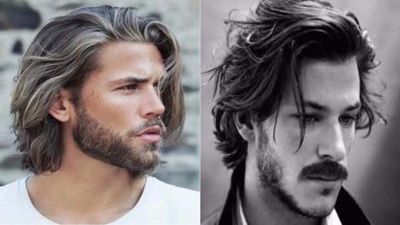 The Most Newest And Top Hairstyle For Men 2017 2018: The Top 10 Most Sexiest Long Hairstyles For Men 2018