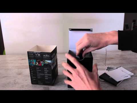 GoPro Hero 4 Black Unboxing (Dansk)