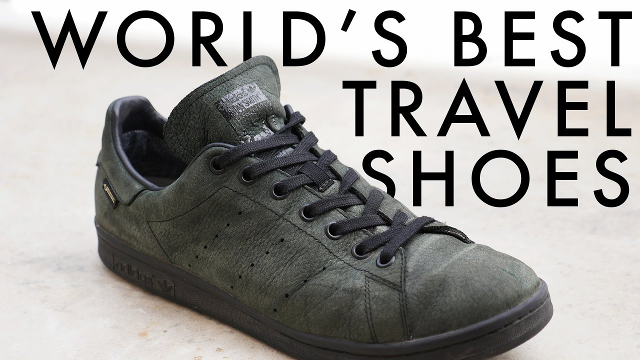 Adidas stan smith gtx viaggiare scarpa revisione su youtube
