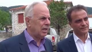 Δήλωση Υπουργού Ανάπτυξης στη Βλαστη