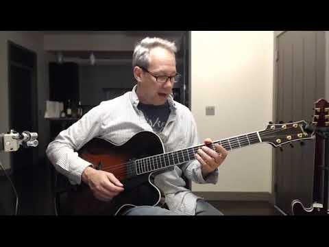 2 Modes of Melodic Minor - Barry Greene Master Class
