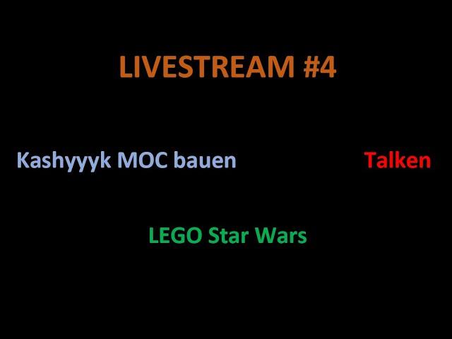 Lego Star Wars MOC on Kashyyyk bauen und talken
