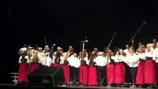2014 Sigma Kappa Fryberger Performance - University of Louisville (Full Video)