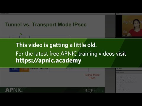 IPsec Basics   19 Mar 2014