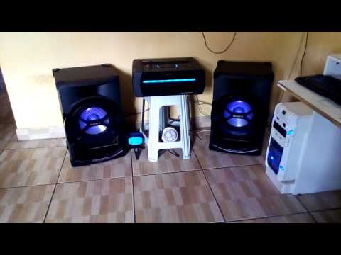 SONY SHAKE X3D (Hit do posto) VOLUME MÁXIMO