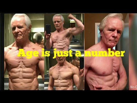 70 years most old bodybuilder in the world