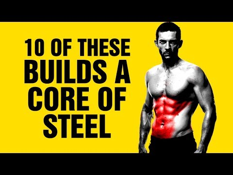Do 10 Of These To Build a CORE OF STEEL - Dynamic Core Workout for 6 Pack Abs