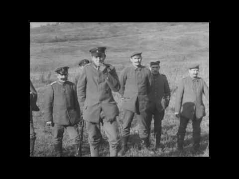 The Armistice, November 11, 1918
