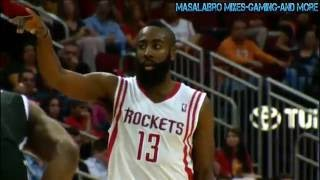 James Harden Mix - Lose Yourself