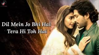 Jitni Dafa Lyrics - Yasser Desai , Jeet Gannguli  | Rashmi Virag | Parmanu |