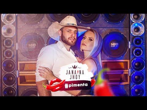 Janaina Jhoy – Pimenta (Letra)