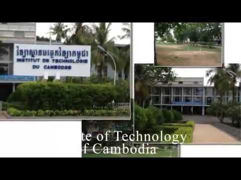 All Universities in Phnom Penh, Cambodia
