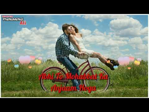 abhi-to-mohabbat-ka-aaghaz-hai-whatsapp-status---beautiful-status-|-udit-narayan-song