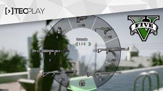 GTA V - Código para ter todas as armas do game (All weapons cheat) | TecPlay