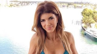 'Real Housewives of New Jersey' Star Teresa Giudice Flaunts Flat Tummy in Tiny Swimsuit