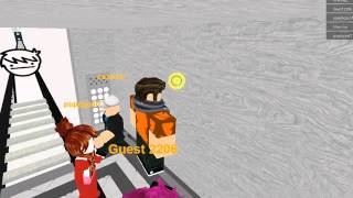 'CRAZY ELEVATOR ETA!!! 'Playing Roblox/Ft: Cadu/