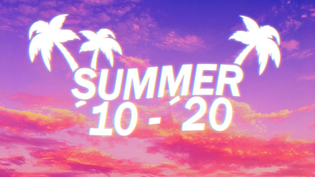 Download songs that bring you back to summer '10 - '20 (Nostalgia trip back to childhood)