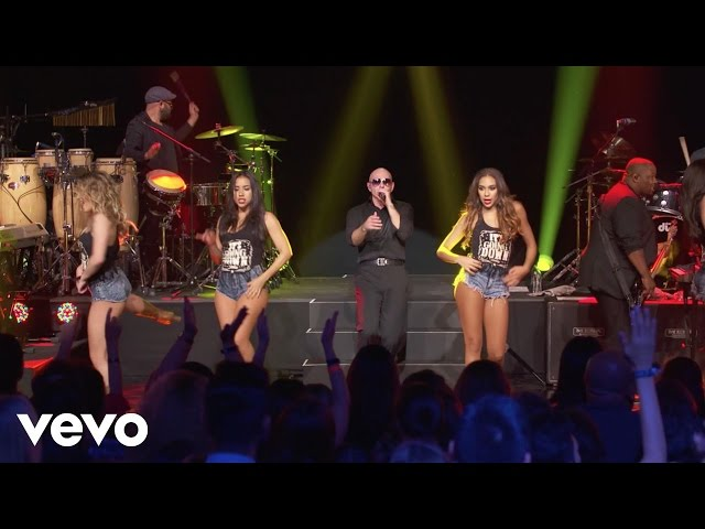 Pitbull – Timber (Live on the Honda Stage at the iHeartRadio Theater LA)