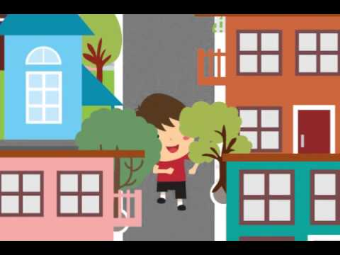 Looping Video Background - Gang Kelinci