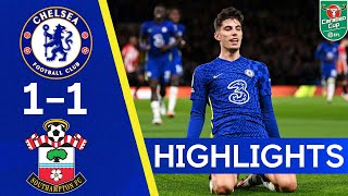 Chelsea 1-1 Southampton | The Blues Come Out On Top After Penalties | Highlights Thumb