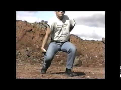 Israeli Shooting Technique - Best Unchambered Carry