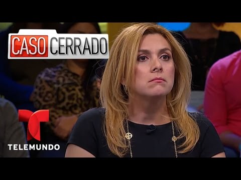 Title:Caso Cerrado | Fake Your Death Prank Gone Wrong!🔪😵🤳 | Telemundo English
