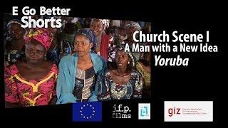 e go better shorts man with a new idea yoruba microfinance education