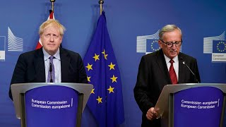 Watch live: Boris Johnson, E.U. leaders speak on Brexit after deal is reportedly reached
