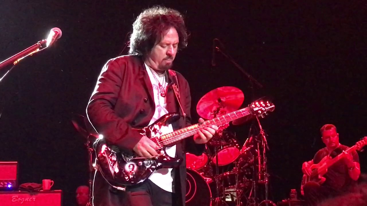 TOTO Live in Biloxi, Mississippi on June 3,2017. - YouTube