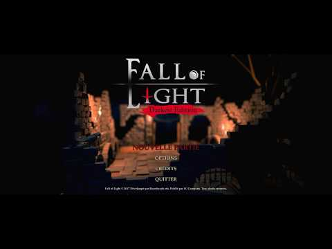 FALL OF LIGHT Darkest Edition 2019 PC introduction gameplay |