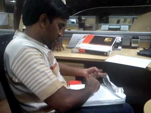 One of my happy moments - CCIE Kit opening