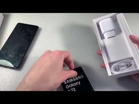 Мобільний телефон Samsung Galaxy A72 8/256 GB Lavender