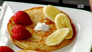 Yogurt Banana Pancakes -  Mummy Ka Magic