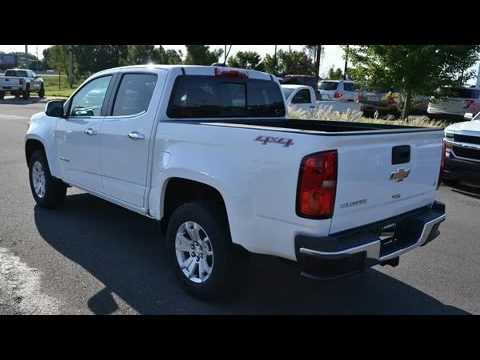 2016 chevrolet colorado lt in conway ar 72032 youtube. Cars Review. Best American Auto & Cars Review