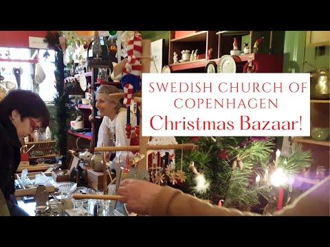 Getting into the Christmas Spirit! (The Swedish Church of Copenhagen)