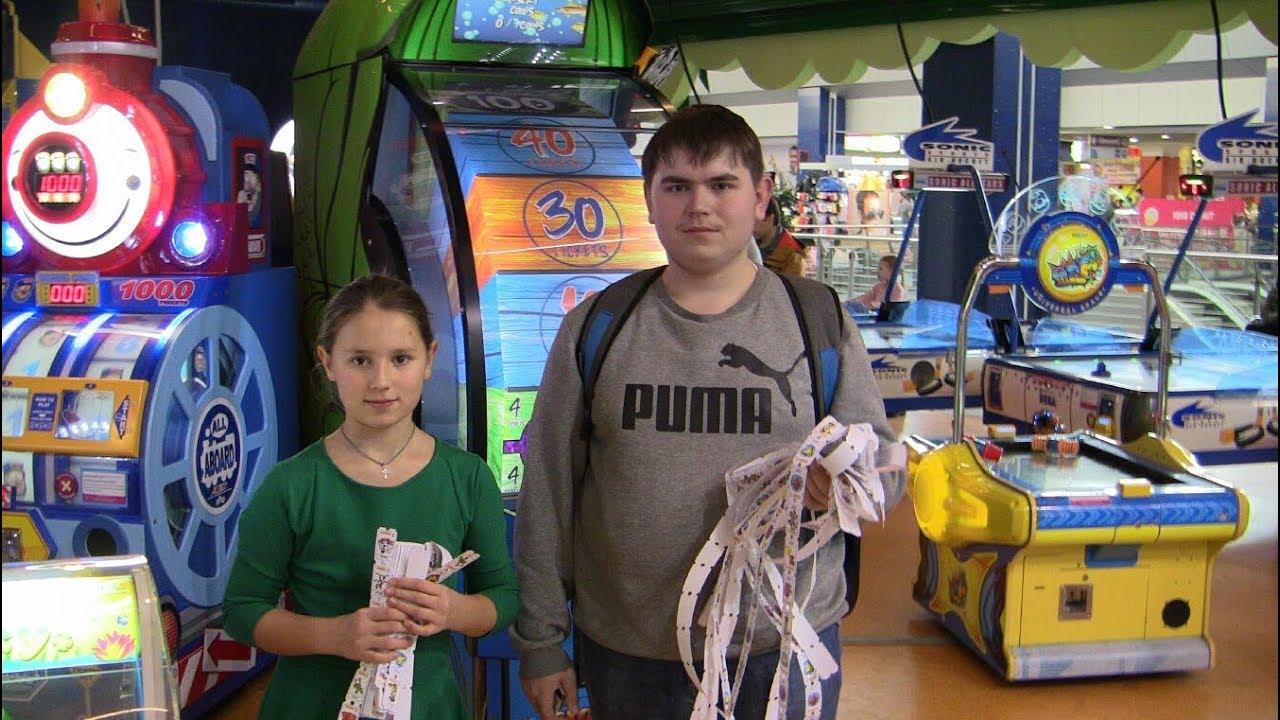 Тикеты для игровых автоматов купить