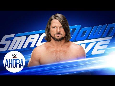 Todo lo que tienes que saber antes del SmackDown LIVE de esta noche 27 Nov: WWE Ahora