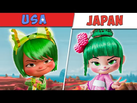 Wie Disney und Pixar ihre Cartoons für verschiedene Länder verändern