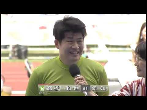 2018/09/15 第3R ⑥高橋 和也 勝利者インタビュー