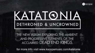 Katatonia - The One You Are Looking For Is Not Here (lyric Video) (from Dethroned & Uncrowned)