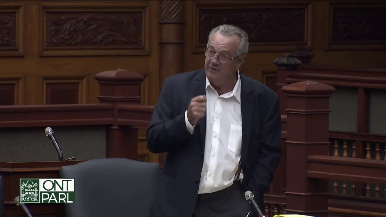 RANDY HILLIER vs BILL 218