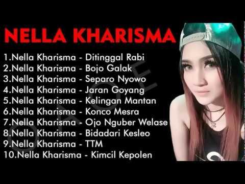 Nella Kharisma - Full Album Dangdut Koplo terbaru THE ROSTA