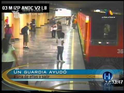 Intento De Homicidio En El Metro Iztapalapa